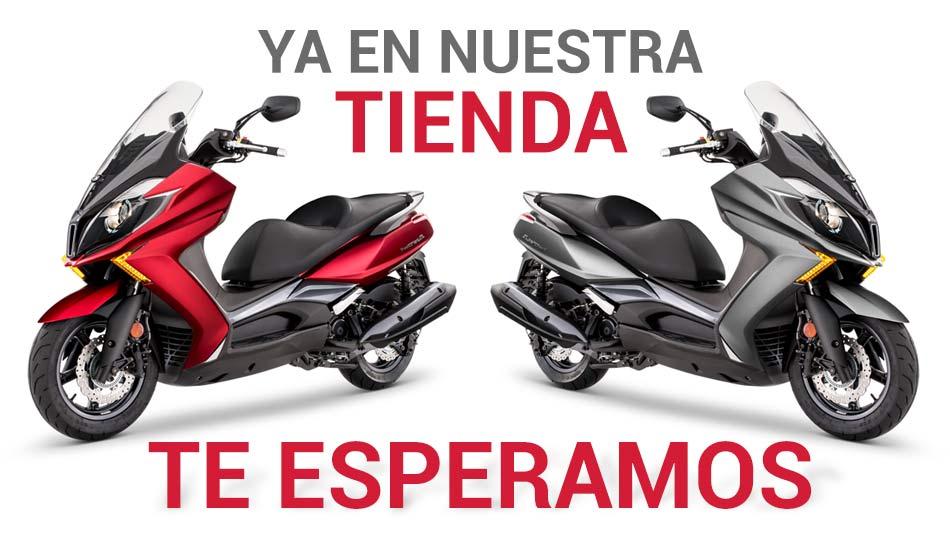 Imagen Super Dink 350cc kymco barcelona