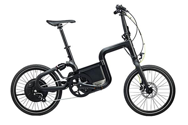 Moto Kymco E-bikes