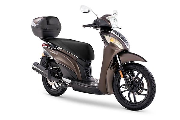 Miler 125 cc 360 Marrón