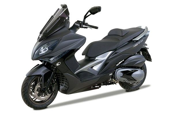 Moto Kymco Xciting-400