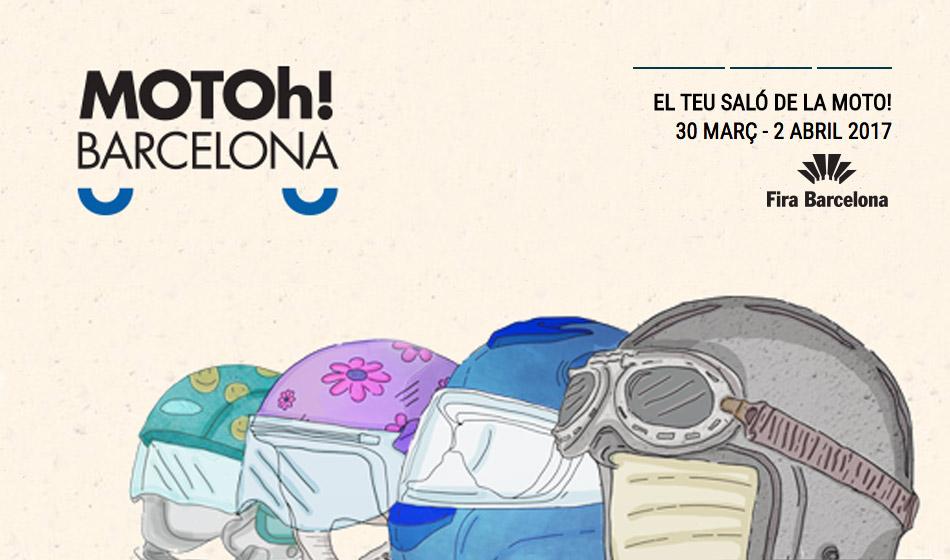 Salon de la moto Barcelona Motoh